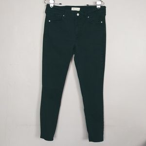 GAP True Skinny Jeans in Black 31R